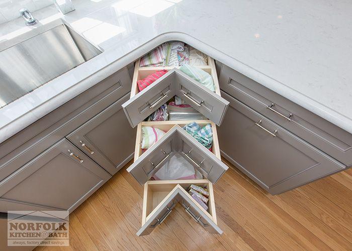 convenience accessories to enhance your showplace http www: organizer drawer showplace kitchen convenience accessories