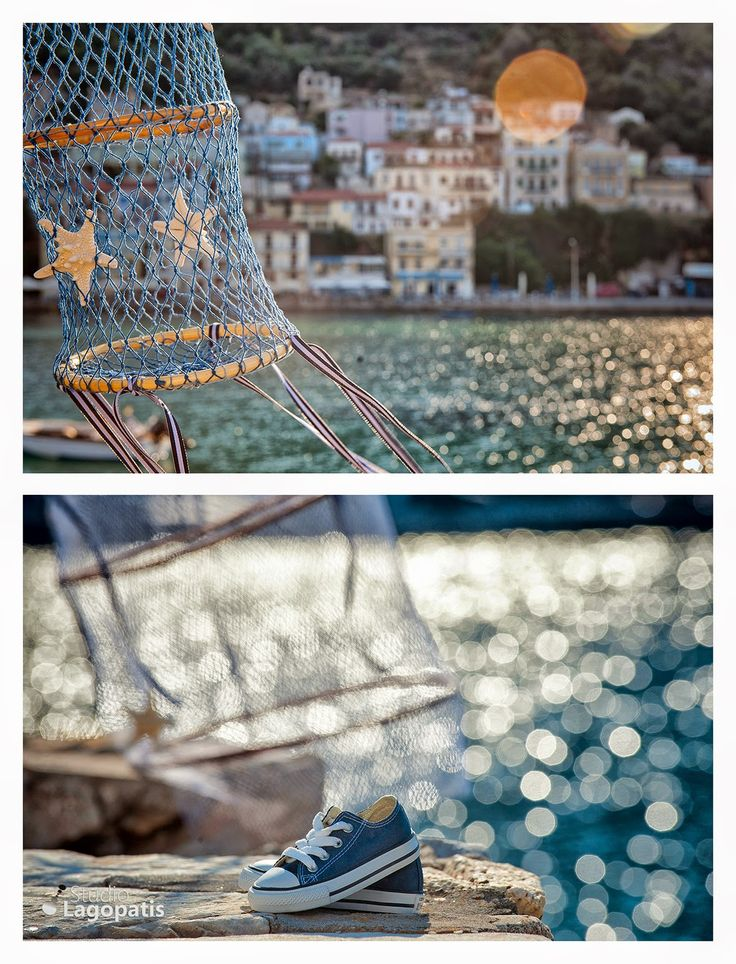 Greece destination baptism