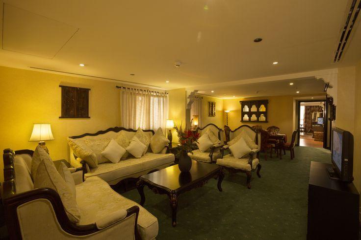 Arabian Courtyard Hotel & Spa hotel