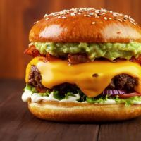 Red Robin Guacamole Burger