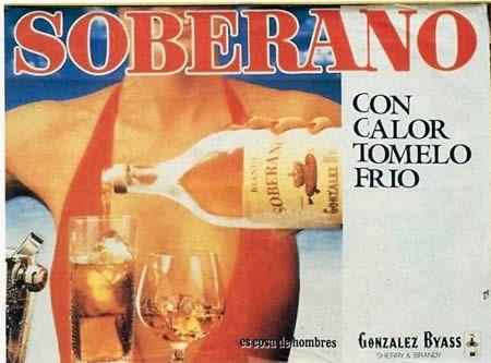 Publicidad subliminal de Bebida Soberano
