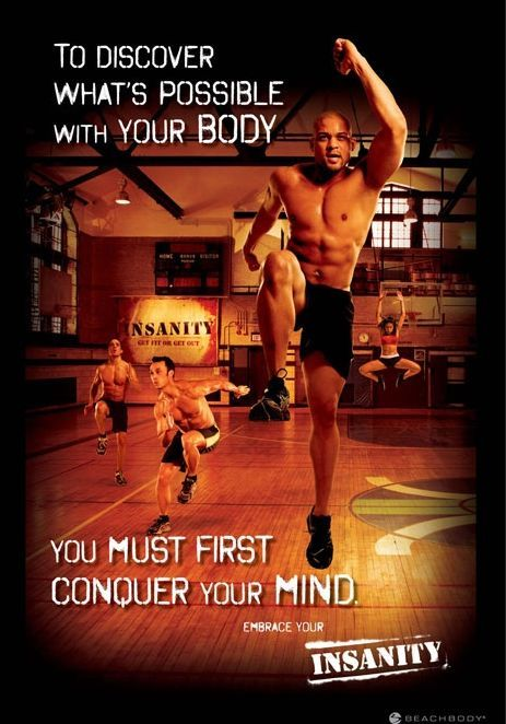 Shaun T loves to push people to their limits to extreme fitness results. Conquer your own mental limits to get what you want! http://www.onesteptoweightloss.com/insanity-workout-before-and-after