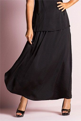 Skirts - Grace Hill Woman Pull-On Skirt
