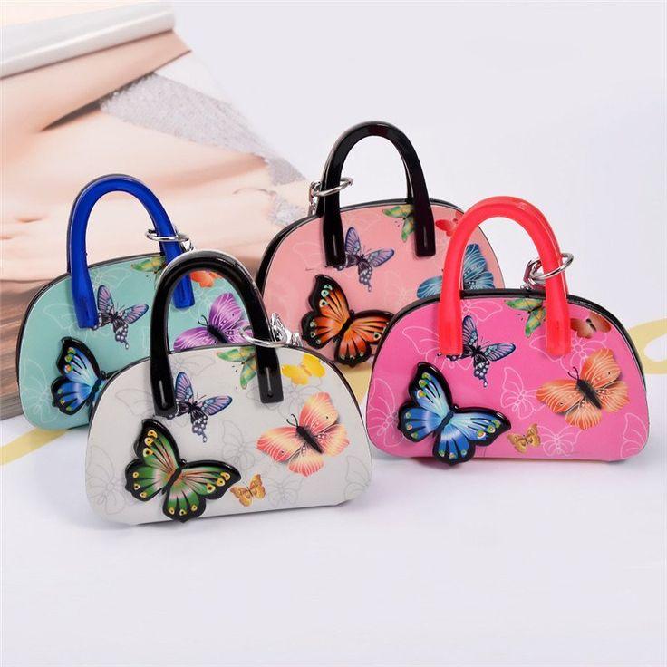 Pendant Handbag Keyring Jewelry Purse Handbag Charm