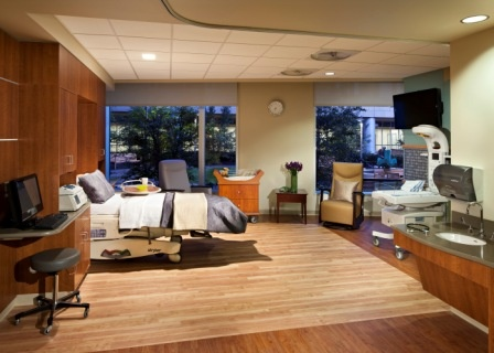 All Private Maternity Room Capital Health Medical Center