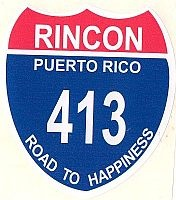 If you're in Puerto Rico one of the best small towns and my favorite place - Rincon, PR.  Great people, beaches, surfing and don't forget food. West coast kicks ass!