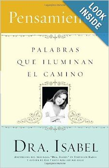Pensamientos: Palabras que iluminan el camino (Vintage Espanol) (Spanish Edition) Paperback by Isabel Gomez-Bassols  Disponible en la biblioteca [10/13]