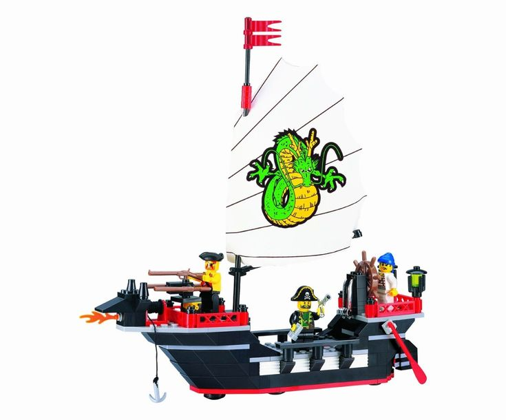 TOUCH this image: Jucarii Lego Corabie Pirati by Jucarii Copii Lego