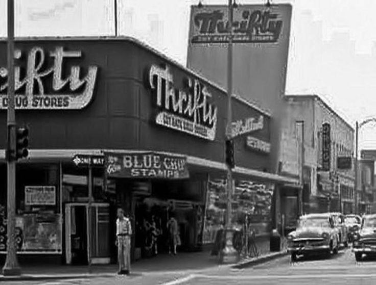 Six Southern California Things We Will Never See Again - February 6, 2015, thesoutherncalifornian.blogspot.com Thrifty Drug Stores, Zody's, Broadway-May Co., Bullocks & Robinsons, The Peoplemover at Disneyland, Cal Worthington and his dog Spot, and Licorice Pizza. All huge parts of my childhood and teen years growing up in the San Fernando Valley.