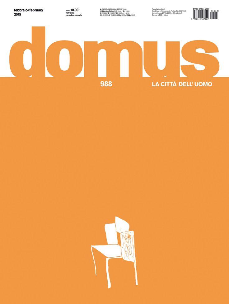 Domus 988, February 2015