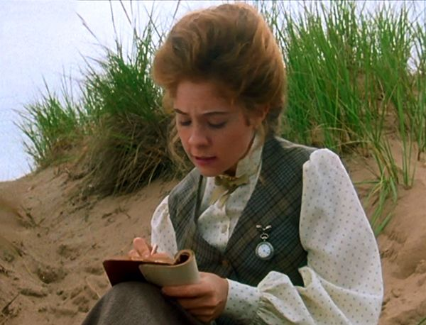 Anne Shirley and The Art of Writing. Do you like writing? Read more: http://anne.sullivanmovies.com/articles/anne-shirley-writing/