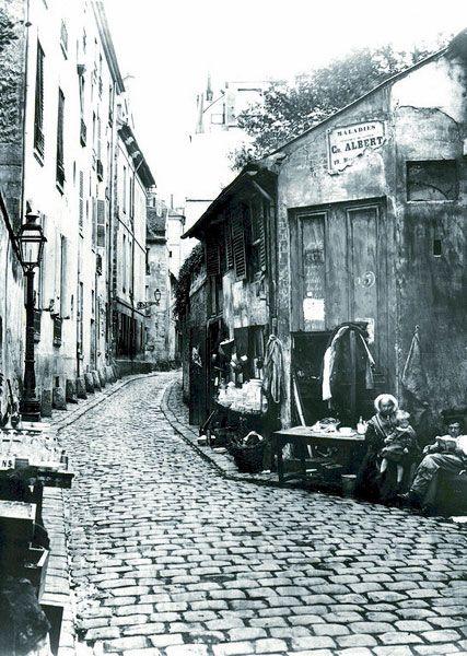 Rue du Jardinet, Ile de la Cité