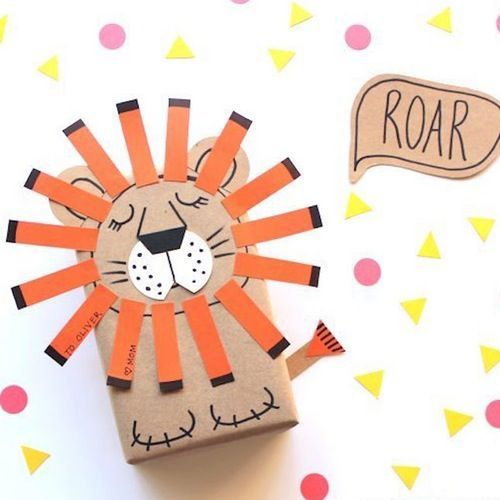 50+ Adorable and Easy Gift Wrapping Ideas to Surprise your Kids - Page 14
