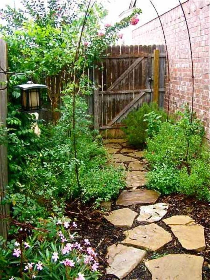 44+ Ideas For Landscape the Yard Without Grass ...