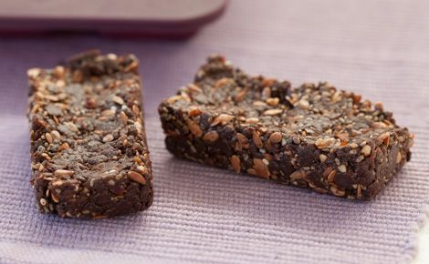 #Epicure Chocolate Chia Chai Energy Bar #backtoschool