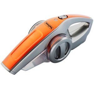 vonhaus portable handheld vacuum cleaner with dust brush crevice tool and charging station - Handheld Vacuum Cleaner