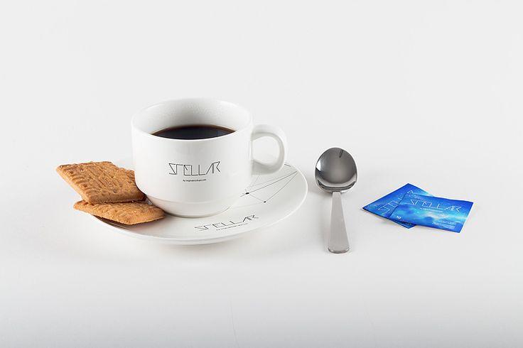 Original Mockups - Coffee Cup with Cookies Mockup 02