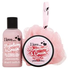 I Love Strawberry Mini Box Of Love