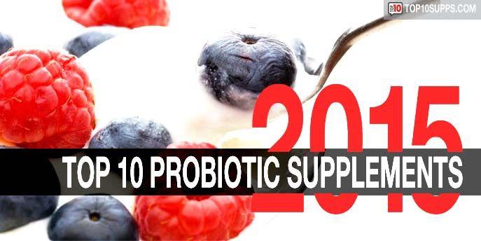 Best Probiotic Supplements for 2015