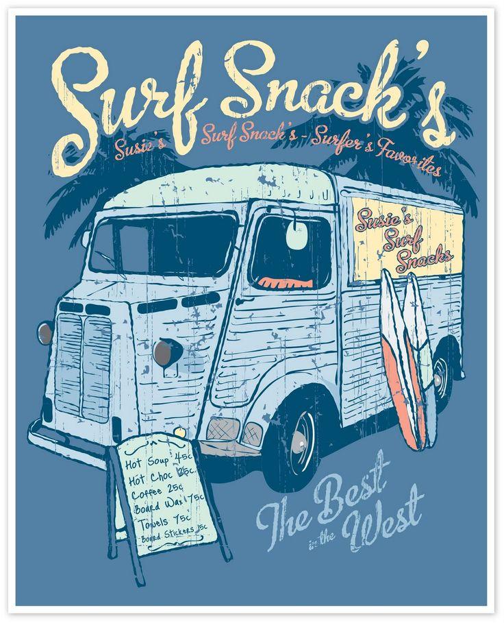 Vintage Surfing | Vintage Surf - Boys - Autumn/Winter 2012/13 Trend