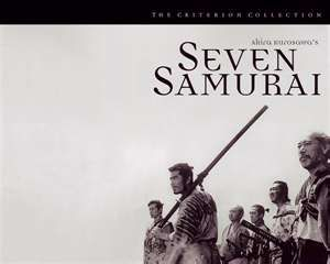 Seven Samurai (1954), Director: Akira Kurosawa, probably the best Asian movie ever made, also voted in 'Best 10 Movies Ever Made', and always in top10 movie lists of every director on earth. A movie which remains iconic and became an inspiration for Hollywood spaghetti westerns later - The Magnificent Seven, The Guns of Navarone, The Dirty Dozen, Sholay (one of India's most famous and epic multi-starrer) and numerous others. This definitely is Kurosawa's life's masterpiece.