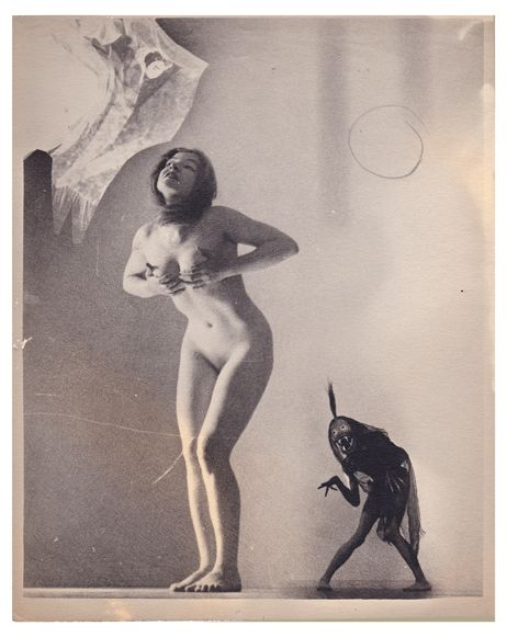 William Mortensen, the Antichrist of photography | Dangerous Minds