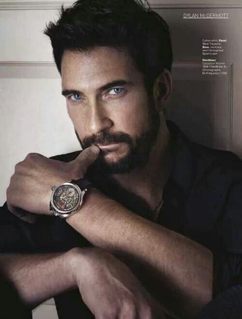 Dylan McDermott from Hostages..a new fav!