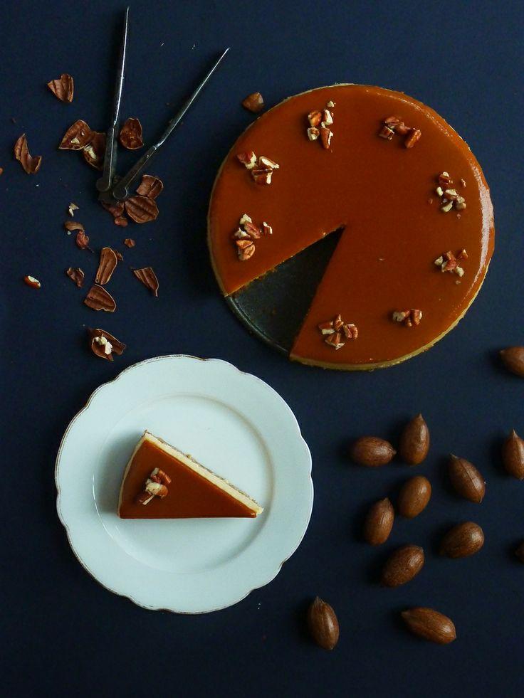 Candy's: Sajttorta karamellkrémmel