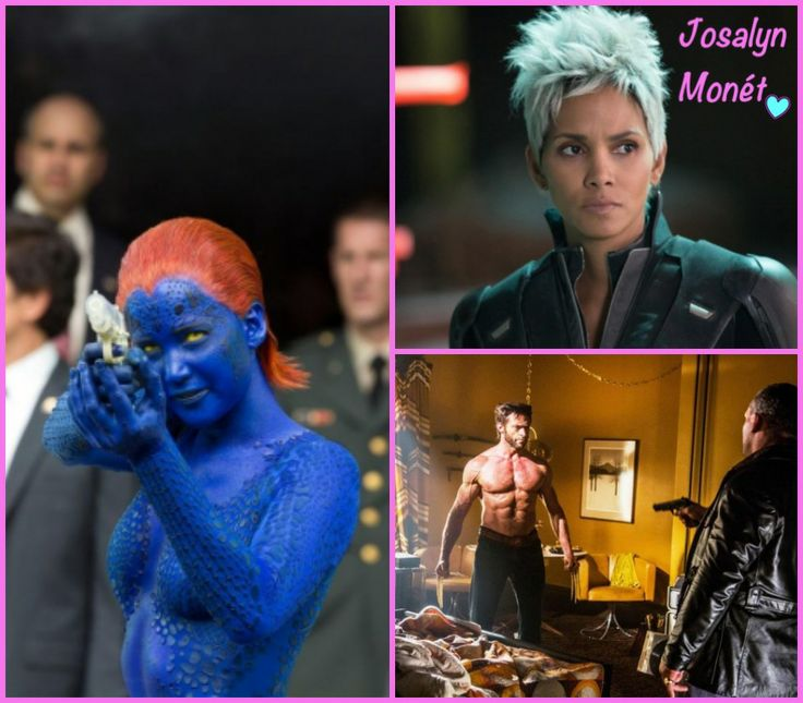 """Jennifer Lawrence, Halle Berry, Hugh Jackman and More Featured in New Stills for 'X-Men: Days of Future Past""""! (Photos)"""