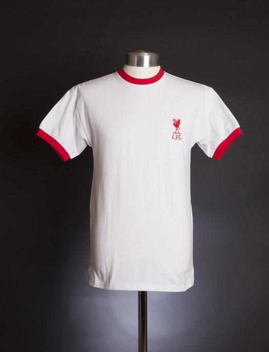Liverpool 1973 Away shirt