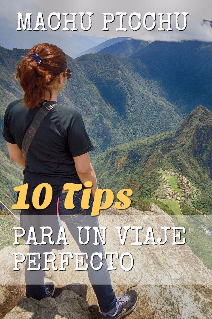 TOP 10 – Guia para un viaje perfecto a #MachuPicchu, #Peru  Finalmente la gran guía para llegar a Machu Picchu por tu cuenta y barato. Una condensada respuesta que resume de todas las inquietudes que hemos visto por años entre viajeros que quieren viajar al #Cusco, hacer Camino Inca o llegar a Machu Picchu caminando por las vías del tren en 10 puntos.