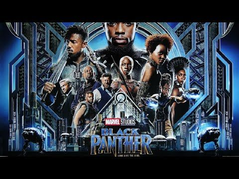 BLACK PANTHER Movie *Spoiler* Review