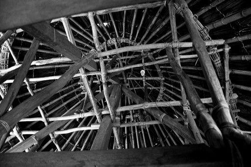 Traditional Construction, Waerebo, Flores, NTT- Indonesia