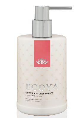 Ecoya Guava and Lychee Hand & Body Lotion