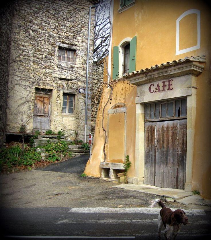 Not Paris but French village