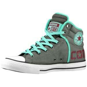 Converse style <3 Hi tops