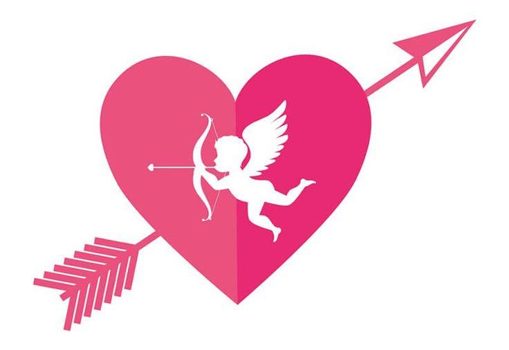 Imagen de corazon flechado Para Enviar En San Valentin