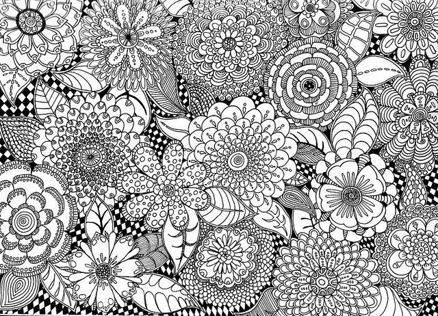 Flower Mania by doodler.♥, via Flickr