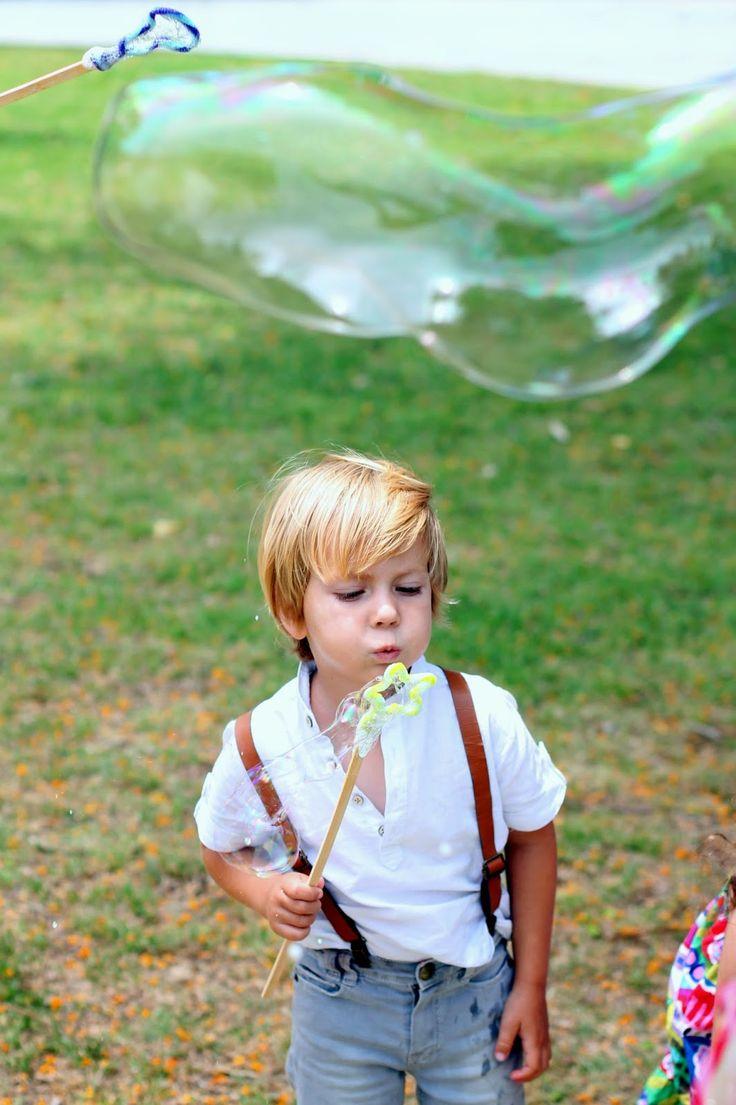 Мир моих грез . . . Lizon.org: Мыльные Пузыри - Рецепт для Шоу Мыльных Пузырей