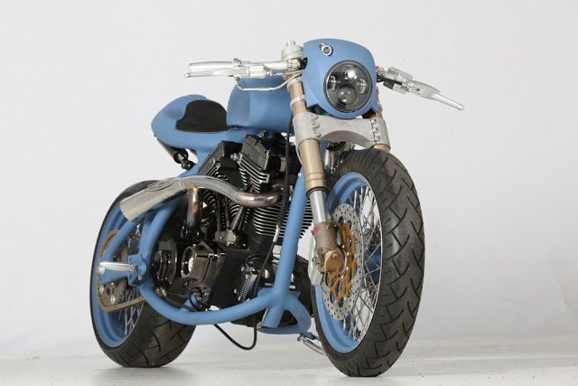 Wildstyle Zt Ultima Cafe Racer ~ Return of the Cafe Racers