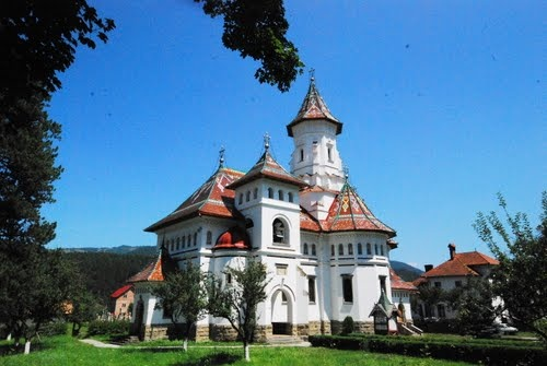 Church in Campulung Moldovenesc, SV - Romania