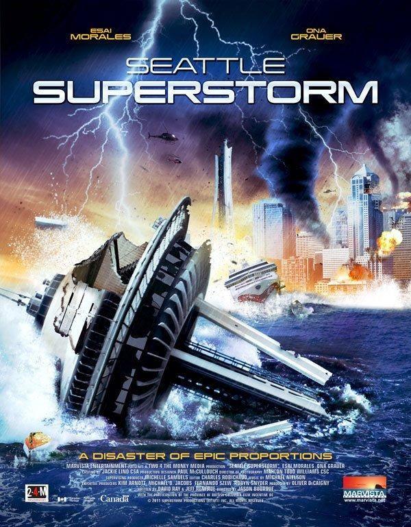 Seattle Superstorm (TV Movie 2012)
