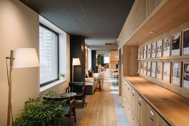 airbnb tokyo office by Suppose Design Office | Japan