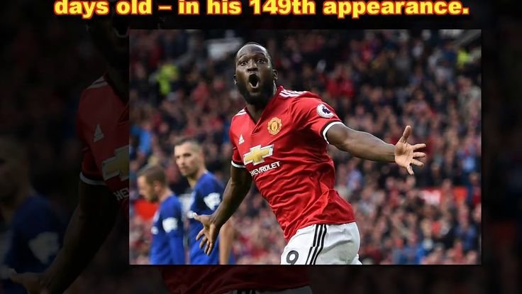 Manchester United star Romelu Lukaku becomes fourth-youngest player in history to score 90