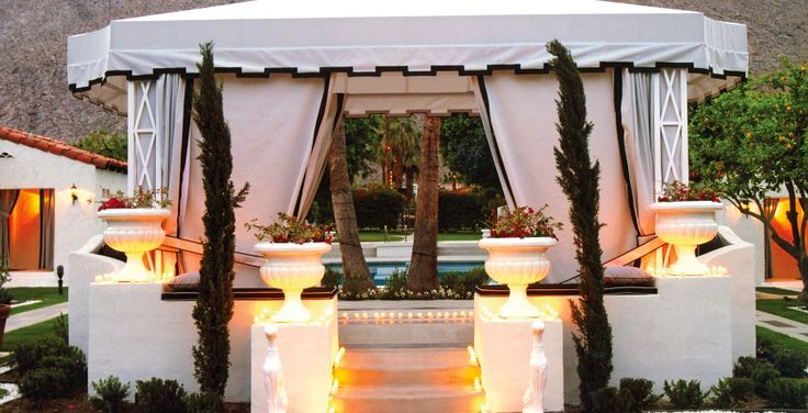 Luxury Palm Springs Resort & Spa   Viceroy Palm Springs Hotel