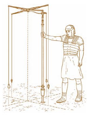 ancient roman tools for building - Google Search