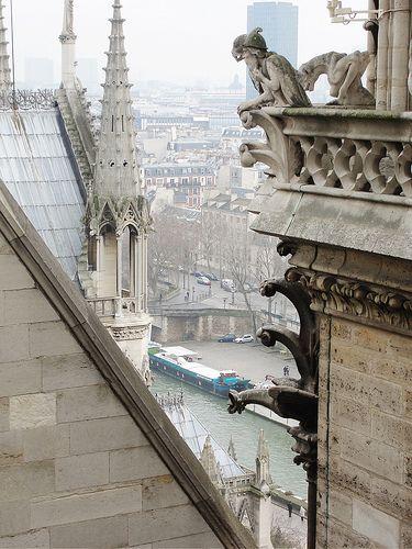 Ile de la Cité, Notre Dame, Paris IV