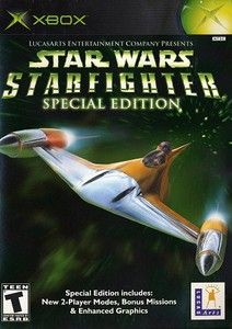 Star Wars Starfighter Special Edition - Xbox Game