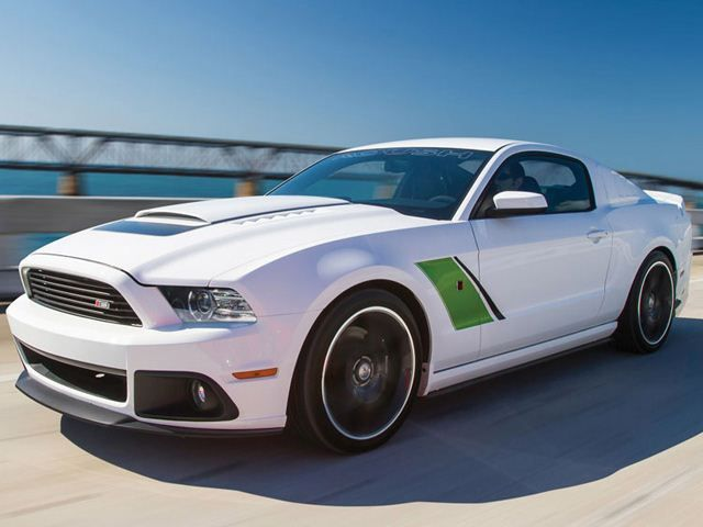 Roush Reveals 2014 Mustangs