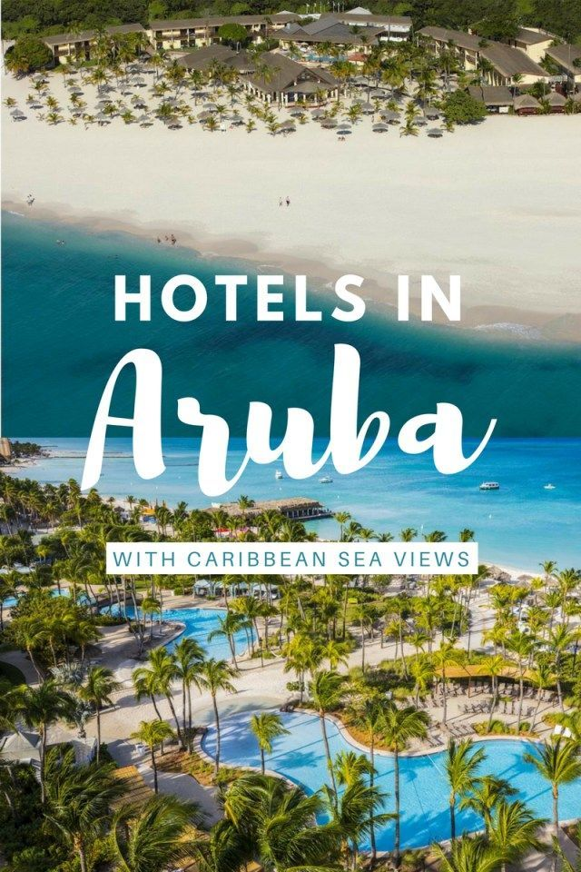 *Love-heart eyes* who wants to stay in one? From all-inclusive to intimate and cosy, these are the irresistible hotels in Aruba offering awe-inspiring views of the alluring turquoise Caribbean Sea. (click through to find out!)